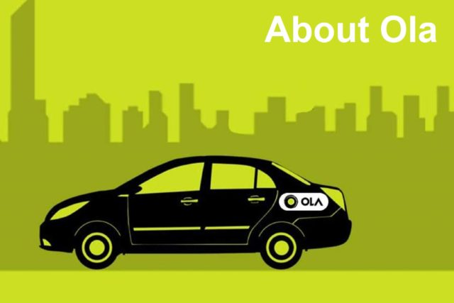 About OLA