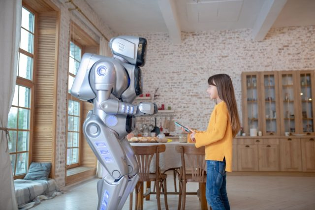 What AI can do for us in the real and virtual world!